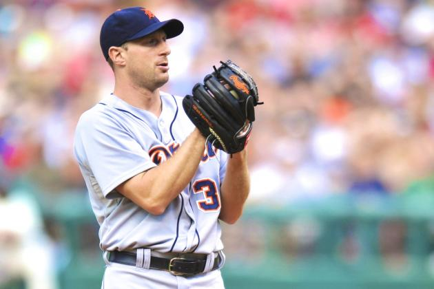 Max Scherzer, Tigers Fail to Agree on New Contract: Latest Details and Reaction