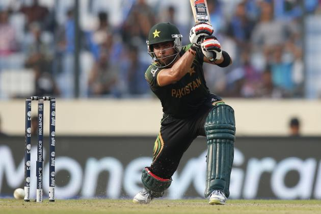 World T20 2014: Players Making Early Push for Player of the Tournament
