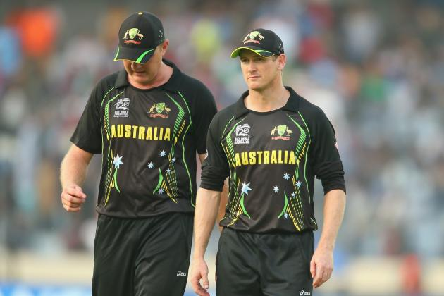 Australia vs. Pakistan, World T20: Poor Bowling Attack Costs Naive Australia