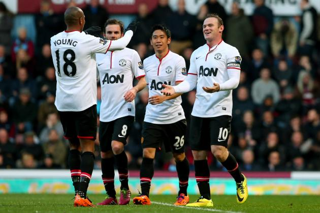 Rooney, Kagawa & Mata Are the Future for Manchester United, Not Robin Van Persie