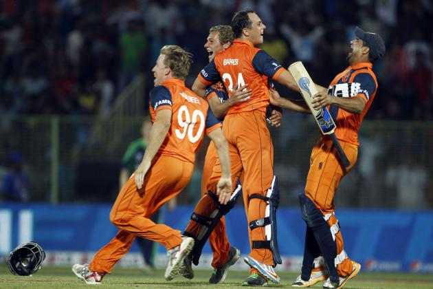 Netherlands vs. Sri Lanka, World T20: Date, Time, TV Info and Preview