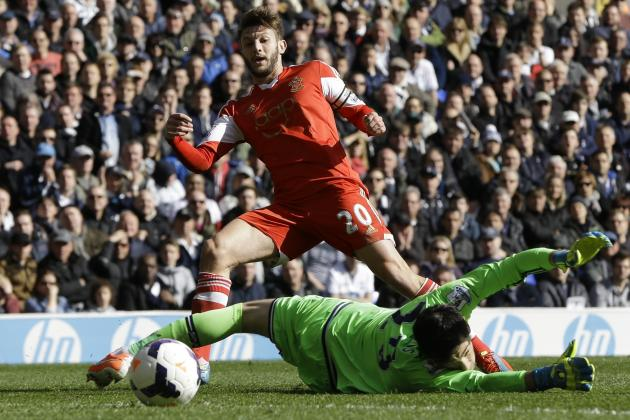 Twitter Reacts to Adam Lallana's Performance from Tottenham vs. Southampton