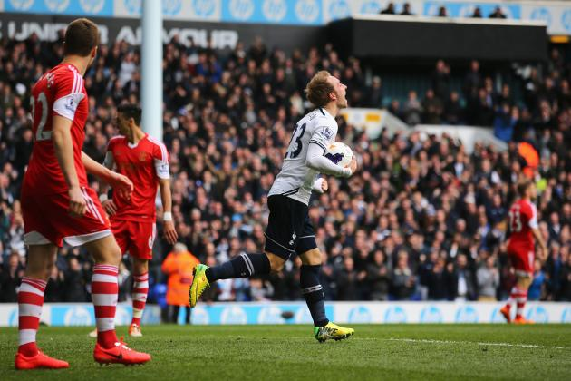 Twitter Reacts to Christian Eriksen's Performance from Tottenham vs. Southampton