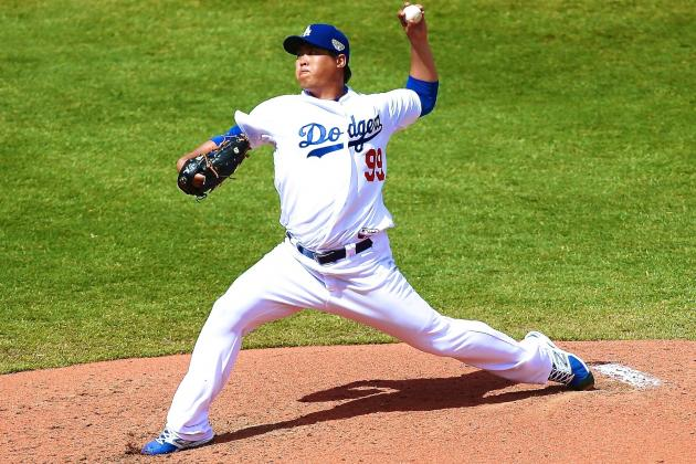 How Good Can Dodgers' Starting Pitching Be After Shutdown Australia Series?