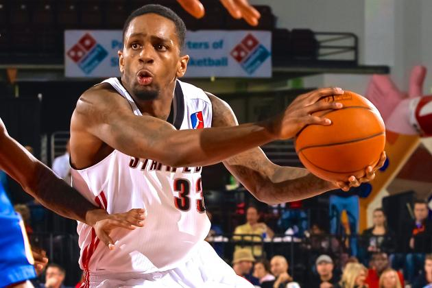 Meet Kevin Murphy, the NBA D-League's Next Stud Prospect