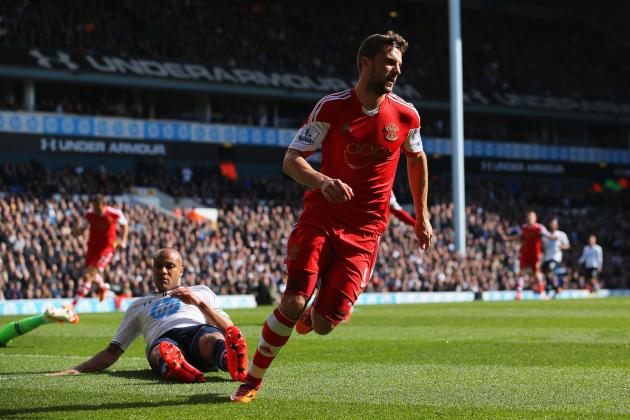 Twitter Reacts to Jay Rodriguez's Performance from Tottenham vs. Southampton