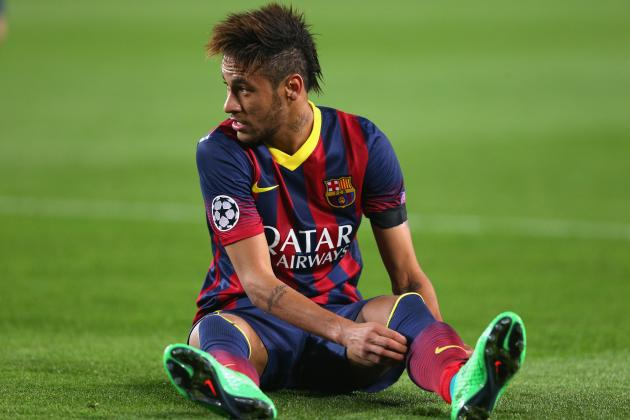 Predictions for Neymar During Real Madrid vs. Barcelona