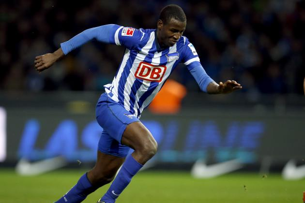 Wolfsburg Should Target Adrian Ramos in the Summer Transfer Window