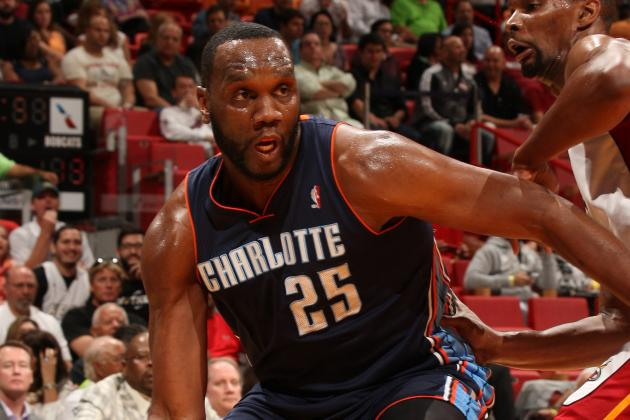 Big Al Jefferson Proving He's Worth Every Penny for Charlotte Bobcats