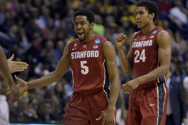 NCAA Tournament 2014: 3rd-Round Day 2 Scores, Updated Bracket and Schedule
