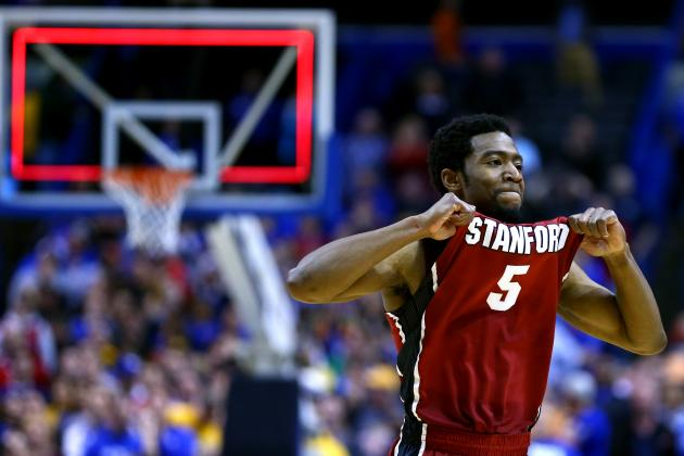 Stanford vs. Kansas: Live Score, Highlights and Reaction for Round of 32