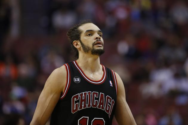 Joakim Noah Is Having One of the Most Unique Seasons You'll Ever Witness