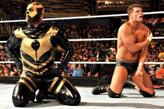 Cody Rhodes and Goldust Are Being Wasted in Battle Royal at WrestleMania 30