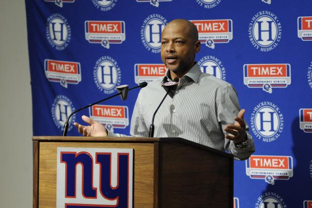 What's Next for the NY Giants After the Initial Wave of Free Agent Signings