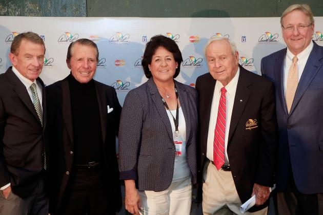 World Golf Hall of Fame Changes Criteria: Harder for Men, Easier for Women