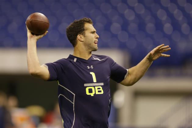 2014 NFL Mock Draft: Guaranteed Selections for Every First-Round Team