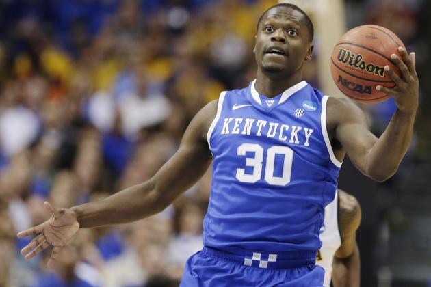 Julius Randle: Stats, Grade, Highlights and Twitter Reaction vs. Wichita State