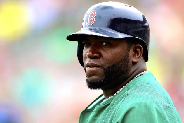 David Ortiz and Red Sox Agree on 1-Year Contract Extension