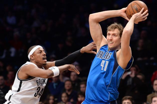 Brooklyn Nets vs. Dallas Mavericks: Live Score and Analysis