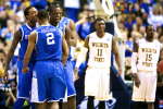 Kentucky Ends Wichita State's Perfect Season