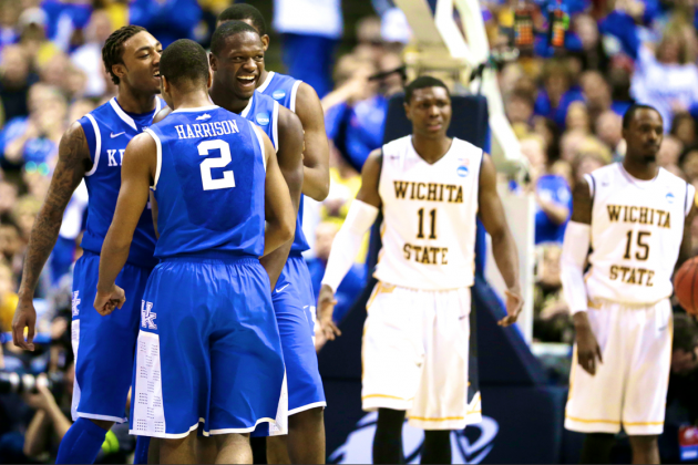 Wichita State vs. Kentucky: Score and Twitter Reaction from March Madness 2014