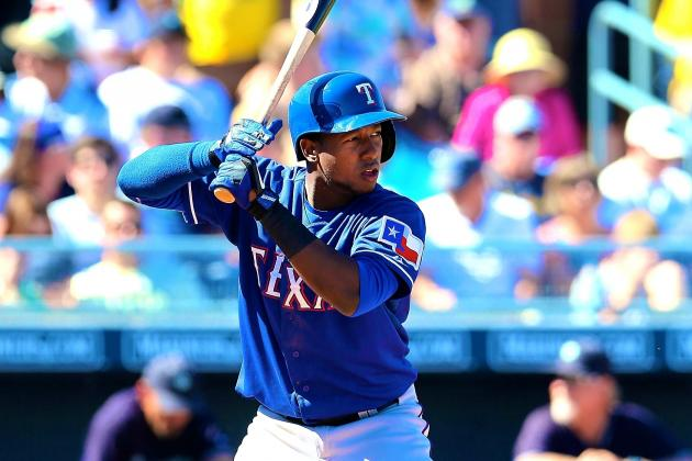 Jurickson Profar Injury: Updates on Rangers 2B's Shoulder and Recovery