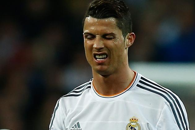 Twitter Reacts to Cristiano Ronaldo's Performance from Real Madrid vs. Barcelona