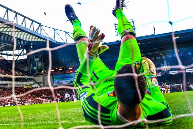 Premier League Week 31 Standout Stats: Chelsea Ruins Arsene Wenger's Big Day