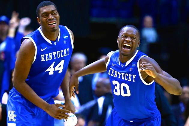 Kentucky Lands Last Punch in Instant Classic, Ends Wichita State's Unbeaten Run