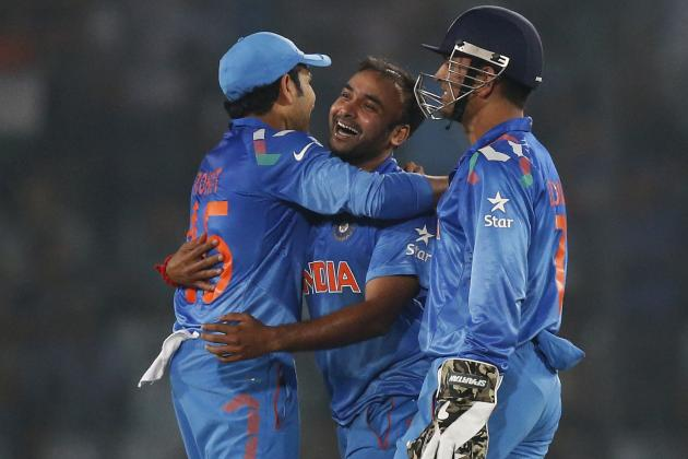 Do India Have a Weakness in Their World T20 2014 Team?