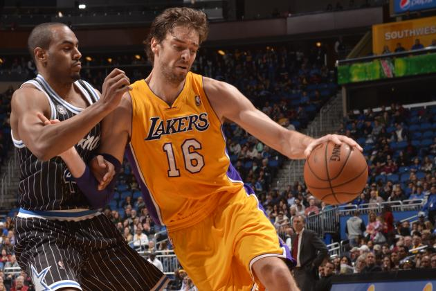Orlando Magic vs. Los Angeles Lakers: Live Score and Analysis