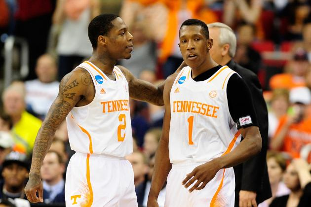 Tennessee vs. Mercer: Score, Twitter Reaction and More from March Madness 2014