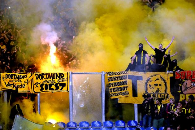 Dortmund vs. Schalke: Ranking the Ruhr Derby Amongst Germany's Biggest Rivalries