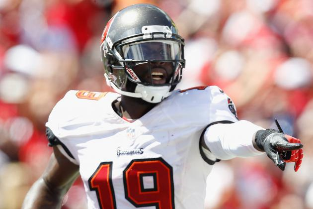 Bucs' Mike Williams Stabbed in the Leg