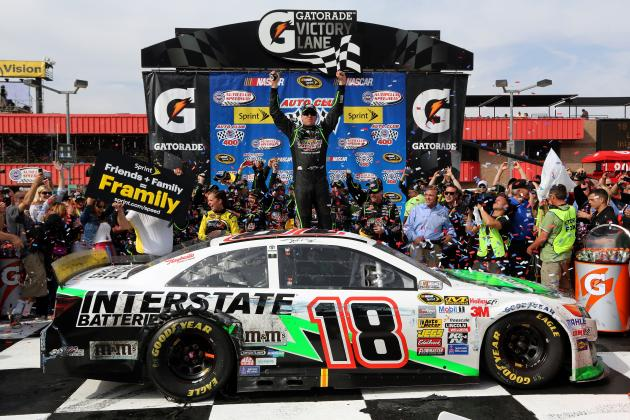 Sprint Cup Chase 2014: NASCAR Standings and Schedule Following Auto Club 400