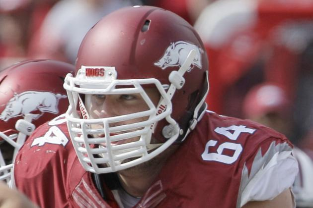 Travis Swanson NFL Draft 2014: Highlights, Scouting Report for Lions C