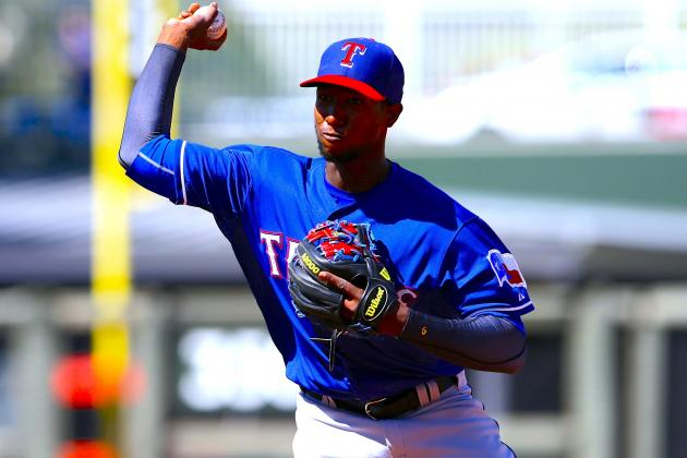 Why Jurickson Profar Will Have No Long-Term Effects from Shoulder Injury