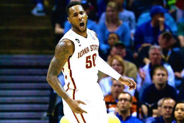 Iowa State's DeAndre Kane Proving to Be the Ultimate NCAA Tournament Weapon