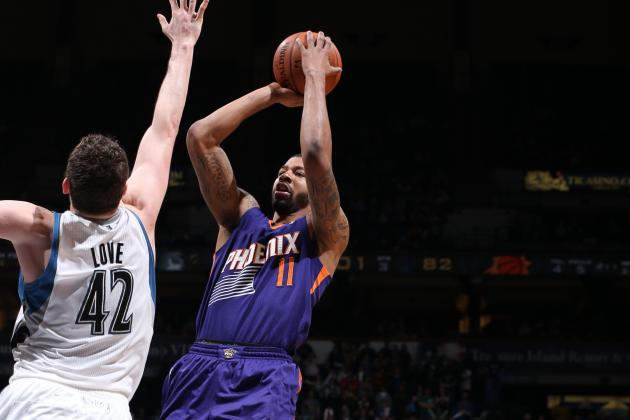 Markieff Morris Leads Suns Rally in Win vs Minnesota Timberwolves