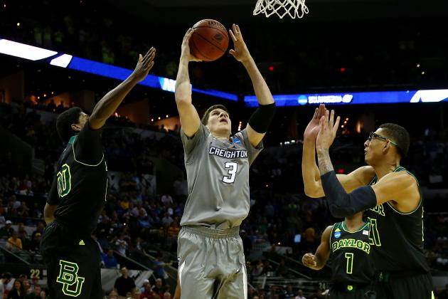 Creighton vs. Baylor: Score, Twitter Reaction and More from March Madness 2014