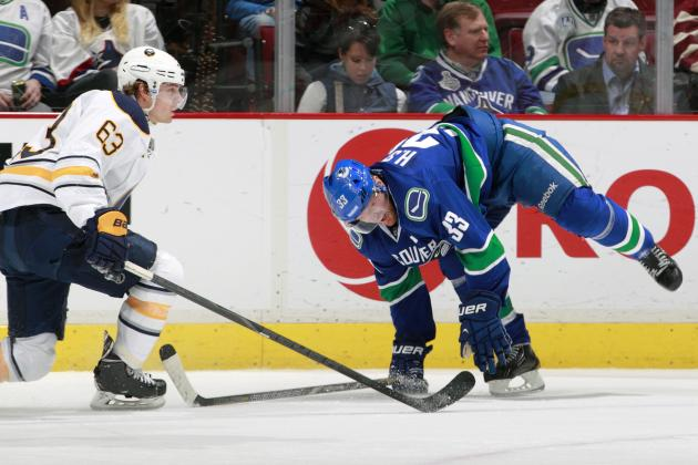 Canucks' Henrik Sedin Leaves Game Due to Left Leg Injury