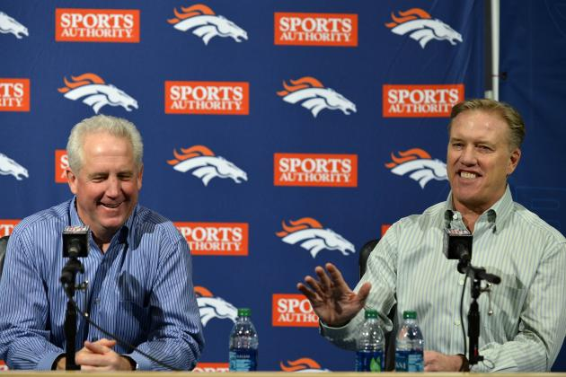 Denver Broncos: What's Next After the Initial Wave of Free Agent Signings?