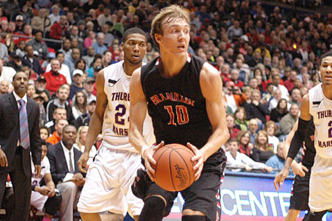 Luke Kennard to Duke: Blue Devils Land 5-Star Guard Prospect