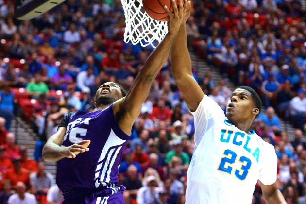 UCLA vs. Stephen F. Austin: Score and Twitter Reaction from March Madness 2014
