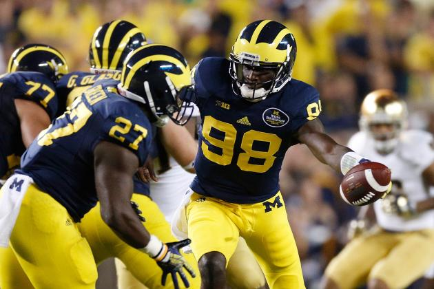 Michigan vs. Notre Dame: The 1 Game That Will Determine Wolverines' 2014 Season