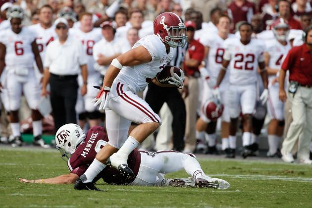 Vinnie Sunseri NFL Draft 2014: Highlights, Scouting Report for Saints S