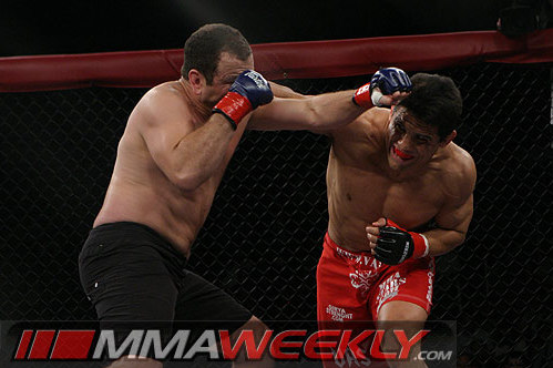 Turning the Corner: Remembering When Frank Shamrock Was the P4P Best