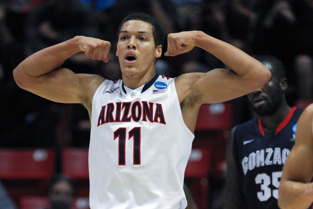 Arizona vs. Gonzaga: Score, Twitter Reaction and More from March Madness 2014