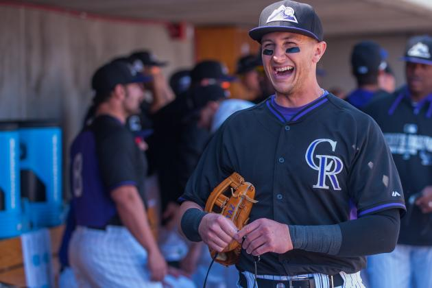 Report: Cardinals, Rockies Discussed Trade for Tulowitzki