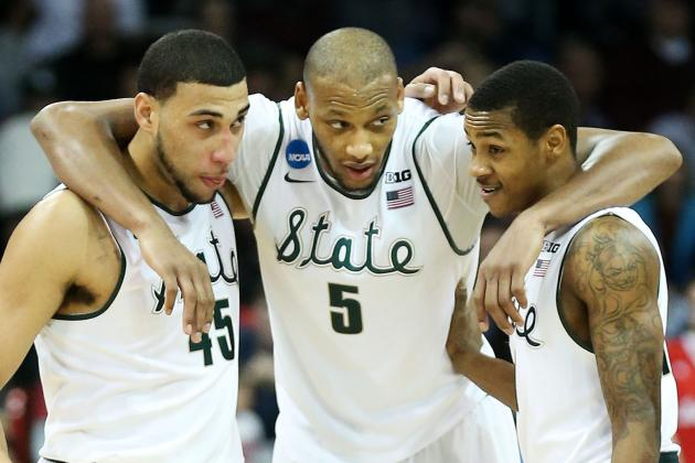 NCAA Bracket 2014: Updated Schedule and Predictions After Day 2 of 3rd Round